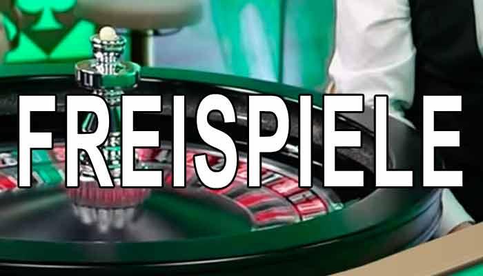 Online-Casino Freispiele