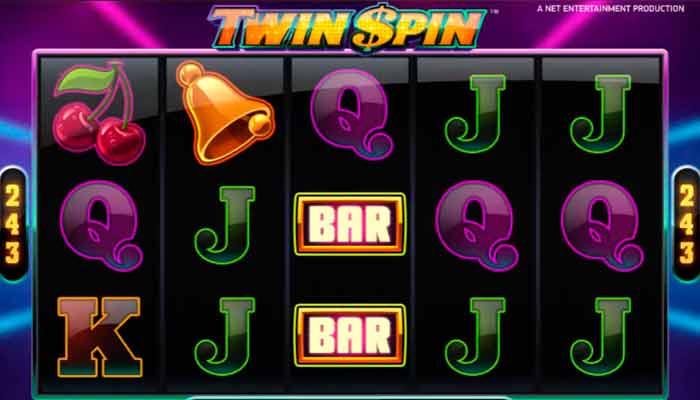 Twin Spin Spielautomaten ohne Einzahlung